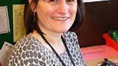 Bryony Surtees, who will be head teacher at the Isle of Ely Primary