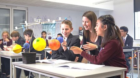 Cromwell Community College in Chatteris joins the Active Leearning Trust