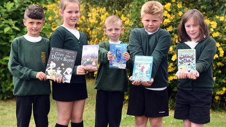 All Saints Read to Succeed