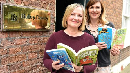 Read to Succeed 2017. Bulley Davey: Jill Anker and Claire Smithee.