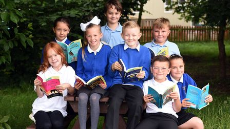 Read to Succeed. St Peter's