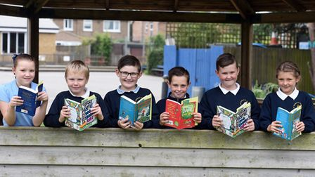 Read to Succeed. Wisbech St Mary