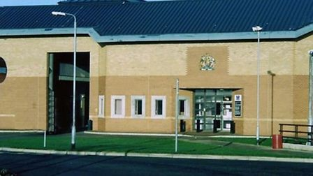 """Whitemoor Prison, March, has 431 inmates, some of which are described as """"very dangerous."""""""