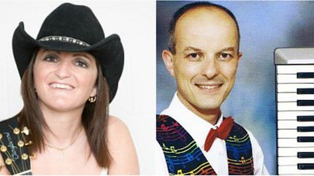 Donna Wylde and David Last are coming to Hiam Sports and Social Club