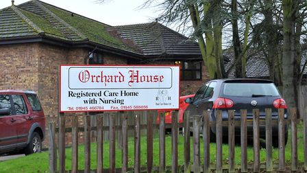 Orchard House, care home Money Bank.Wisbech