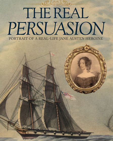 James Bowman of Ely has penned a book on the real character from Jane Austen's Persuasion