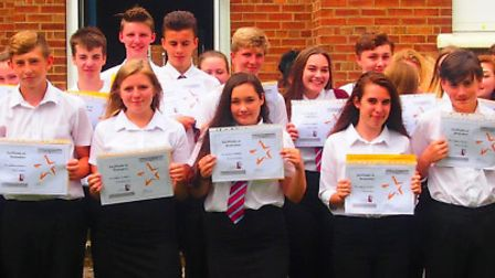 Success for Year 10 students at Cromwell Community College, who completed their two week work experi