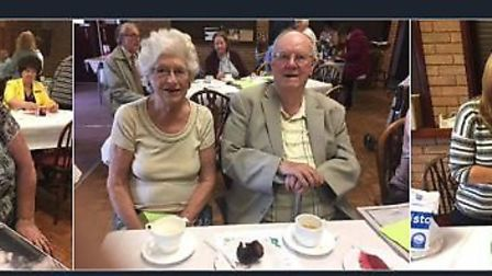 Age UK hold annual meeting in Witchford Village Hall