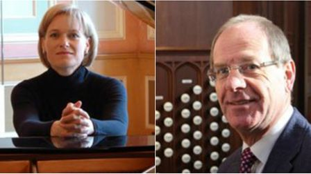Katharina Nohl and Gary Desmond to perfom solo concerts at Ely Cathedral.