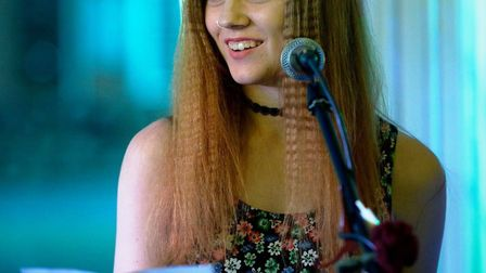 Self-taught musician Sophie Frear is nominated for a YOPI award