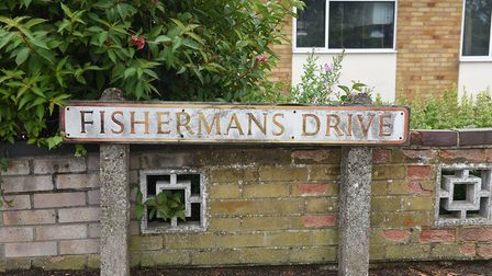 Fishermans Drive, March.