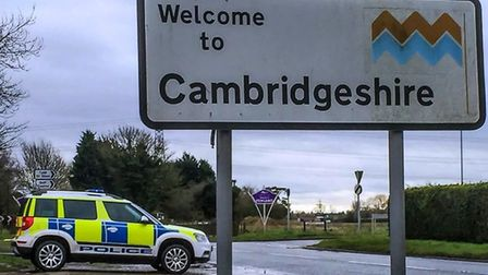 72 motorists were penalised by Cambridgeshire police last year for bad driving habits, including tai