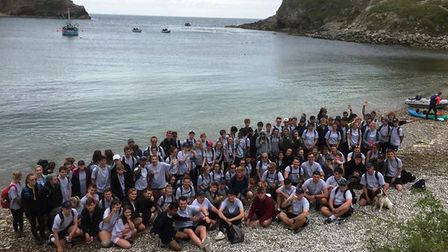 The annual Malcolm Whales Foundation Dorset Walk raised £20,000 for charity.