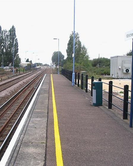 Whittlesey station