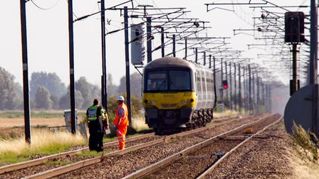 The crash caused £100,000 worth of damage to the train, and caused £290,000 worth of delays and canc