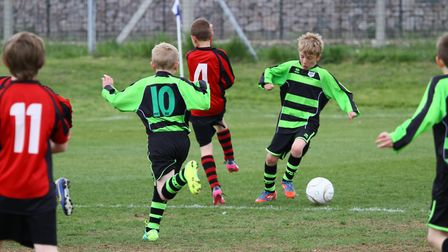 Just one in five Cambridgeshire children meet the daily recommended level of activity.