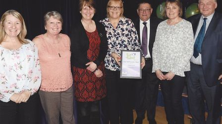 Whittlesey charity Defibrillators For All has been named as a finalist at the St John Ambulance Ever
