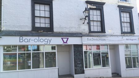 """Bar-ology, on Fore Hill, has closed. Owner Robert Gilkes says he closed the club for """"personal reaso"""