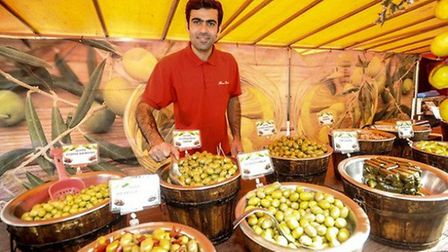 Taste 'Flavours of the World' at Ely Market over the bank holiday weekend.
