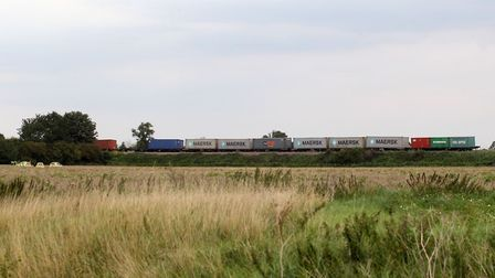 Ely derailment - now its time to remove 11 wagons derailed in Monday's accident