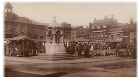 Perspectives on Ely market past and present and some of the photographs submitted by developers Rann