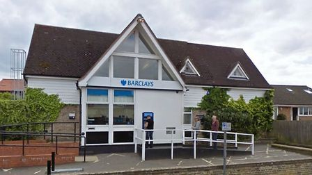 The Burwell branch of Barclays is to close on November 10.