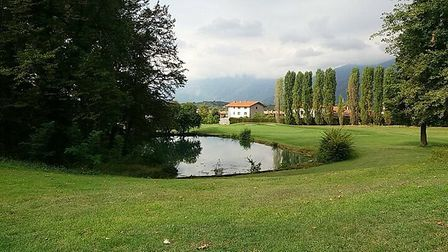 Castle D'Aviano golf club arranged through tour oeprators Italy Golf and More PHOTO: Kath Sansom