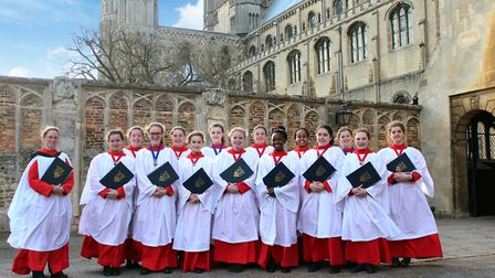 Ely Cathedral Girls Choir