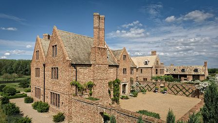 The Old Hall, Ely, has been shortlisted for an award. Photo: The Old Hall, Ely