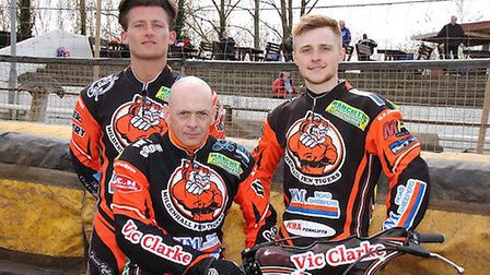 Difficult draw after cup success for Mildenhall Fen Tigers Speedway team.