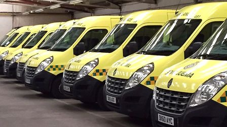 Record breaking year for non-emergency patient transport service