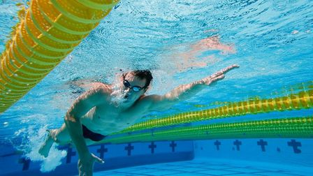 Swim 22 miles over 12 weeks for charity at Paradise Pools in Ely