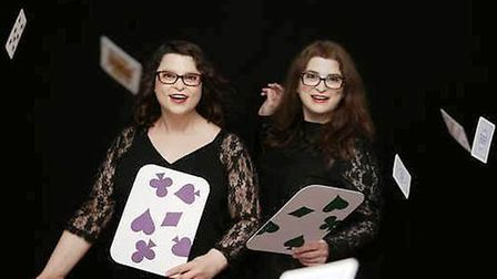 The Goldman Sisters are coming to The Brook in Soham.