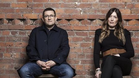 Paul Heaton and Jacqui Abbott will perform at Thetford Forest next summer.