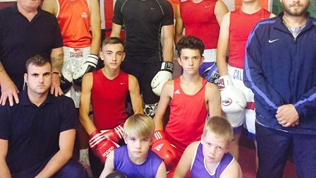 Haddenham Boxing Club fighters were in top form at the club's home show last weekend.