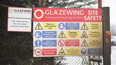 Glazewing, with depots in March and Wisbech, has licence revoked for litany of safety breaches
