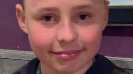 Police appeal to find 13-year-old Tyler Parmar-Andrews - he went missing from Dullingham on Monday