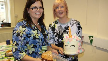 East Cambridgeshire District Council's planning department raised money for Macmillan Cancer Support