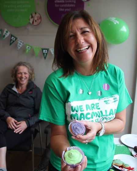 Labour Tech raised money for Macmillan Cancer Support by holding a coffee morning on September 29. P