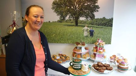 Inheritance Legal raised money for Macmillan Cancer Support by holding a coffee morning on September
