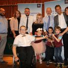 The golf day raised a staggering £36,000 for the youngsters. Picture: DANIEL ROBINSON & SONS