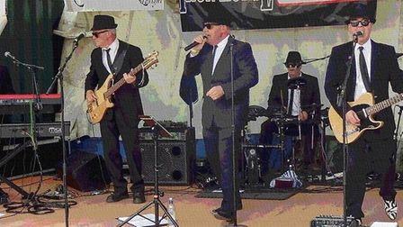 The Fedz perform at Childres in Whittlesey to rasie money for Defibrillators 4 All PHOTO: The Fedz