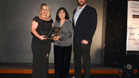 Fenland Enterprise Business Awards 2017: Commercial business in the community and corporate responsi