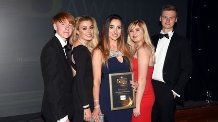 Fenland Enterprise Business Awards 2017: Cambridgeshire Canine Creche who were finalists in new bus