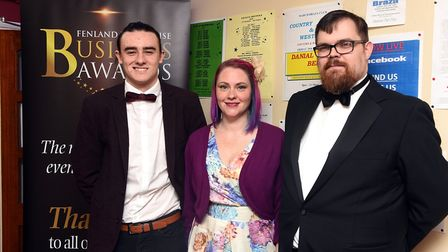 Fenland Enterprise Business Awards 2017: Luxe cinema who were finalists in customer care category