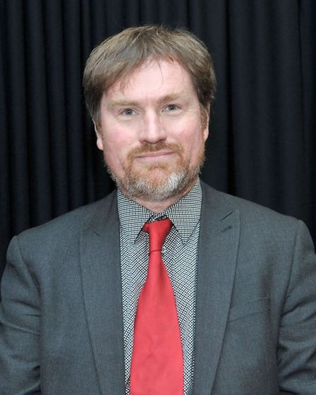 Cllr Martin Field, March Town Council. He had complained about an alleged racist remark made by Cllr