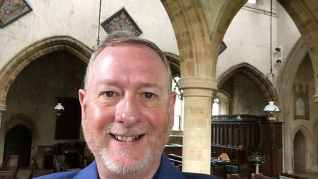 John Vigar will give an illustrated lecture entitled 'murder, sex and mayhem in English churches.