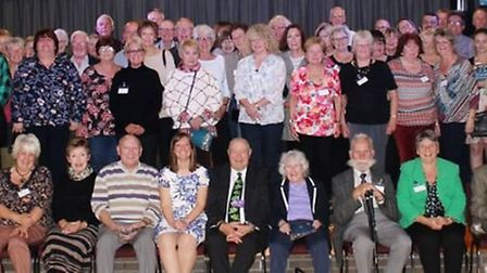 Green-fingered Street Pride champions awarded at Fenland District Council's annual celebration eveni