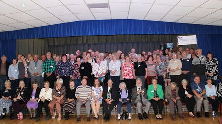 Green-fingered champions awarded at Fenland District Council's annual celebration evening