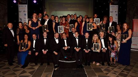 Ely Standard East Cambridgeshire Business Awards 2017: All the winners and finalists celebrating in